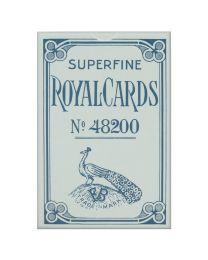Dutch Indices Playing Cards Blue (33 Cards)