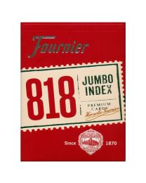 Fournier Poker 818 Jumbo Index Premium Cards Red