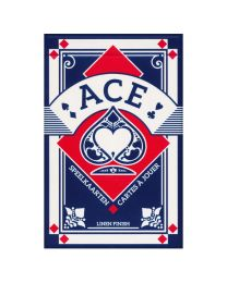Ace French Playing Cards Bridge Blue