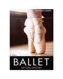 Ballet Playing Cards Piatnik