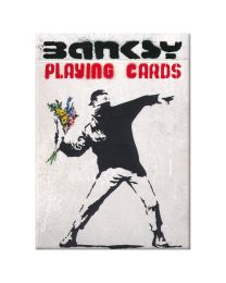 Banksy Playing Cards Piatnik