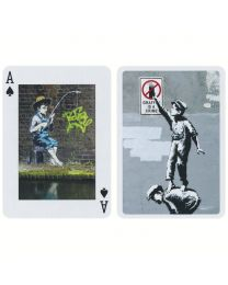 Bansky Playing Cards Piatnik