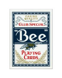 Bee Standard Playing Cards Blue