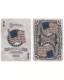 American Flag Playing Cards Bicycle