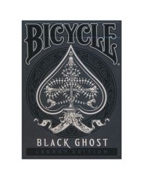 Bicycle Black Ghost Legacy V2 Playing Cards by Ellusionist
