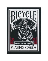 Bicycle Black Tiger Deck