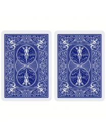 Bicycle Double Back Playing Cards Blue