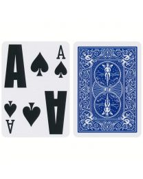 Bicycle E-Z-SEE LōVISION Playing Cards Blue