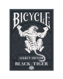 Bicycle Black Tiger Legacy V2 Playing Cards