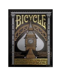 Bicycle Playing Cards Architectural Wonders of the World