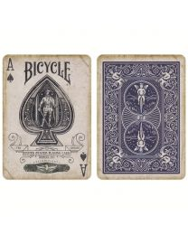Bicycle Series 1900 Playing Cards Blue