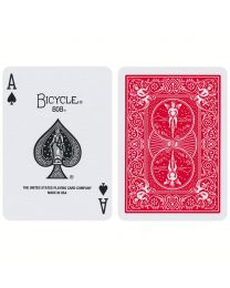 Bicycle Supreme Line Playing Cards Red
