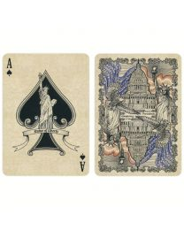 Bicycle U.S. Presidents Playing Cards Red