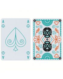 Calavera Playing Cards