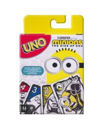 Card Game UNO Minions 2 The Rise of Gru