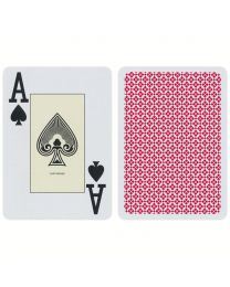 Black Jack Playing Cards Cartamundi Red