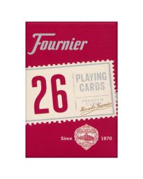 Fournier Bridge Playing Cards Nº 26 Red