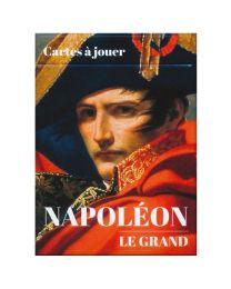 Cartes à jouer Napoléon Le Grand Piatnik