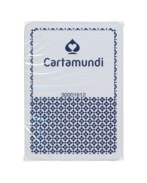 Blackjack Playing Cards Cartamundi Blue
