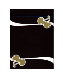 Cherry Casino Monte Carlo Black and Gold Playing Cards