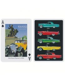 Classic Cars Playing Cards Piatnik