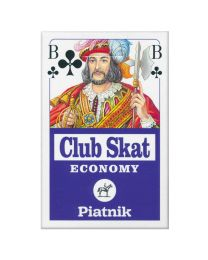 French-suited Pattern Playing Cards Skat Piatnik