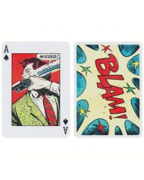 Comic Art Playing Cards Piatnik