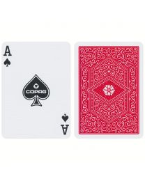 COPAG 310 SlimLine Playing Cards Red