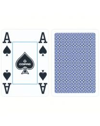 COPAG 4 Corner Jumbo Index Playing Cards Blue