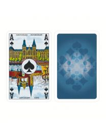 Dutch Playing Cards Cartamundi Blue