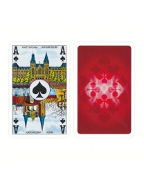 Dutch Playing Cards Cartamundi Red