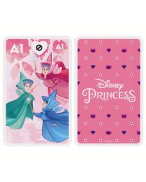Disney Princess 4 in 1 Card Games