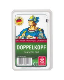 Doppelkopf German Pattern Playing Cards ASS Altenburger