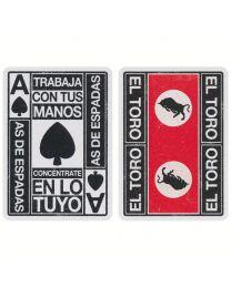 El Toro Playings Cards