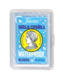 Fournier Baraja Española Waterproof Playing Cards