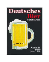 German Beer Playing Cards Piatnik