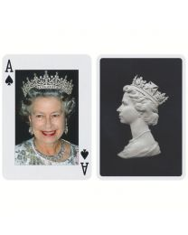 Her Majesty The Queen Playing Cards Piatnik
