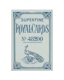 Dutch Design Playing Cards Blue