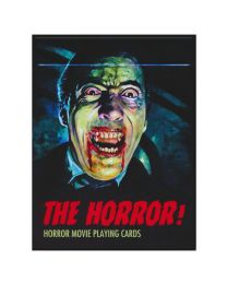 Horror Movie Playing Cards Piatnik