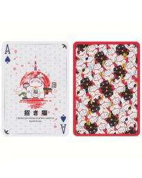 Japanese Playing Cards Maneki Neko
