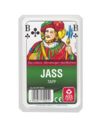 ASS Altenburger Playing Cards Jass/Tapp French-suited Pattern