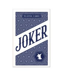 Joker Bridge Playing Cards Blue