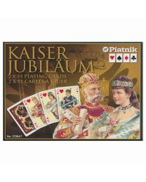 Kaiser Jubiläum Playing Cards Piatnik