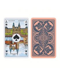 Dutch Indices Playing Cards Pink (33 Cards)
