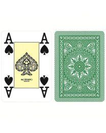 Modiano Poker Cards 4 Jumbo Index Dark Green