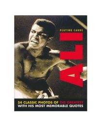 Muhammad Ali Playing Cards