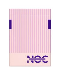 NOC3000X2 Pink Playing Cards Limited Edition