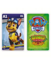 PAW Patrol Dino Rescue 4-in-1 Card Games
