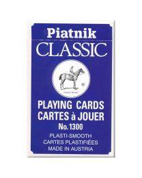 Piatnik Classic Playing Cards Blue