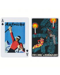 Piatnik Spielkarten Frohe Weihnacht
